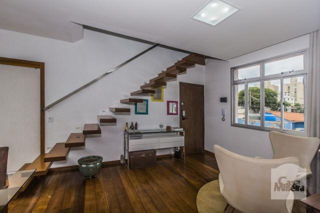 Apartamento à venda com 3 dormitórios em Nova suissa, Belo horizonte cod:257771 - Foto 5