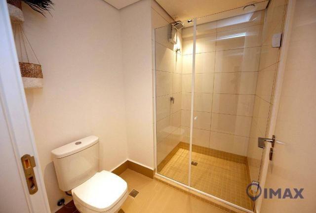 Studio com 1 dormitório à venda, 55 m² por R$ 259.836,24 - Centro - Foz do Iguaçu/PR - Foto 10