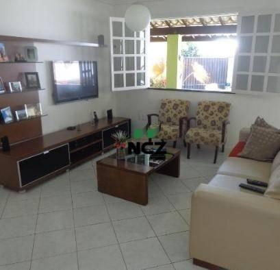 Casa com 4 dormitórios à venda, 340 m² por r$ 940.000 - itapuã - salvador/ba - Foto 4