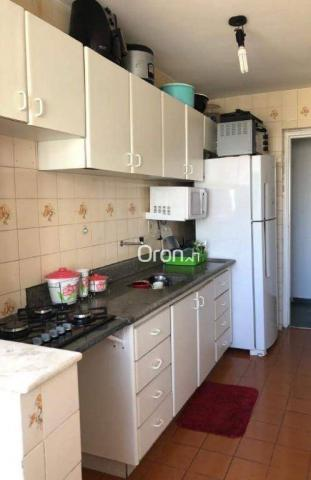 Apartamento com 2 dormitórios à venda, 63 m² por R$ 180.000,00 - Setor Bueno - Goiânia/GO - Foto 3