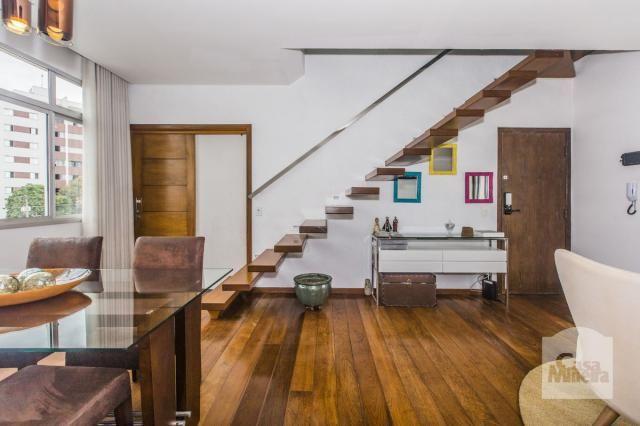 Apartamento à venda com 3 dormitórios em Nova suissa, Belo horizonte cod:257771 - Foto 9