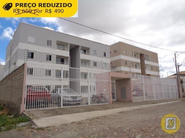 Alugo apartamento no bairro Jardim Gonzaga, em Juazeiro do Norte - CE