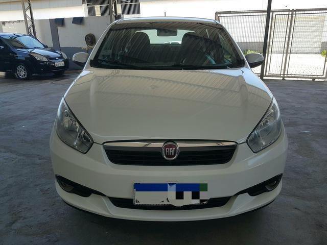 Fiat Grand Siena 1.6 Branco 2016