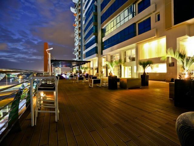 O Marina Beach Towers é o único da América do Sul com uma marina exclusiva, totalmente equ - Foto 20