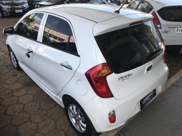 KIA PICANTO 1.0 EX 12V FLEX 4P MANUAL. - Foto 7