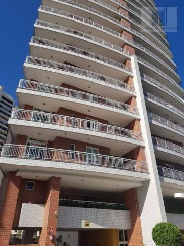 Apartamento com 3 dormitórios à venda, 80 m² por R$ 450.000 - Cocó - Fortaleza/CE - Foto 2