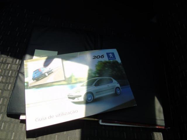 Peugeot 206 2007 1.4 sensation 8v flex 4p manual - Foto 13