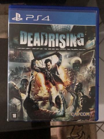 Deadrising jogo de Ps4