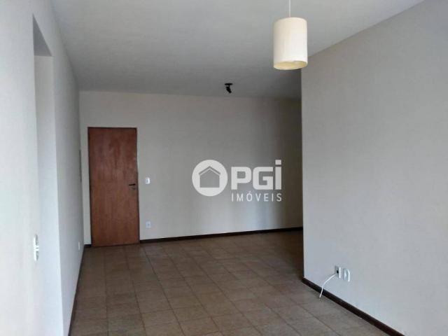 Apartamento com 2 dormitórios para alugar, 82 m² por R$ 1.100/mês - Santa Cruz - Ribeirão  - Foto 12