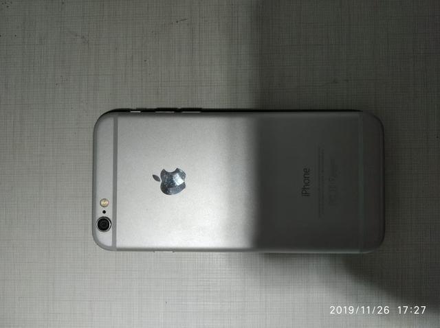 IPhone 6 obs:n é tela queimada - Foto 3