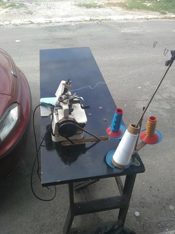 Vendo máquina de costura - Foto 6