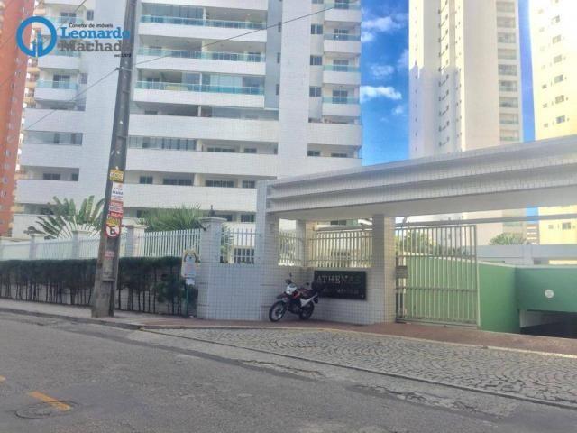 Apartamento com 3 dormitórios à venda, 150 m² por R$ 930.000 - Aldeota - Fortaleza/CE - Foto 20