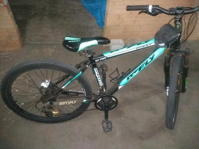 Bike freio hidráulico