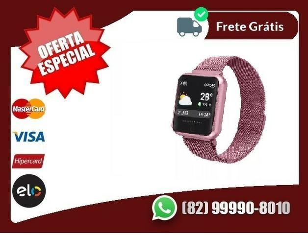 Entrega-gratis-Relógio Smart Watch P70