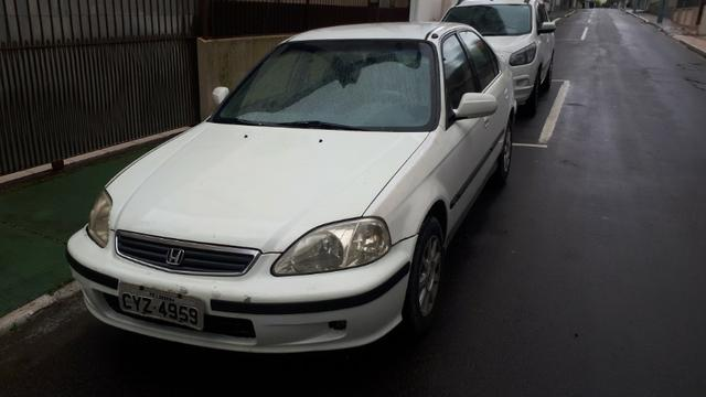 Honda Civic LX 1999 - Foto 3