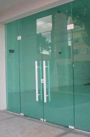 Promoção de portas e janelas de vidro