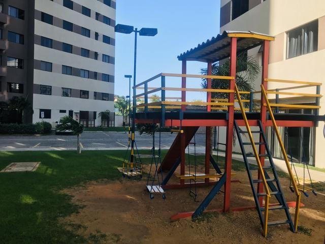 Apartamento mobiliado 2/4 em Ponta Negra - Ecogarden - Foto 6