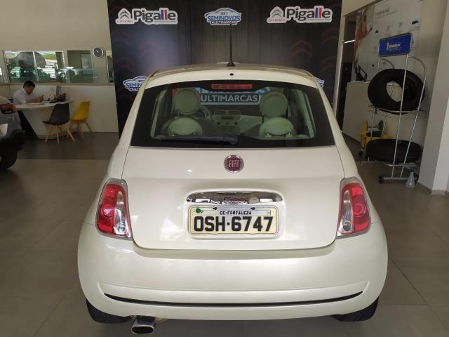 Fiat 500 1.4 Cult Mecânico - 2013/2014 - Foto 4