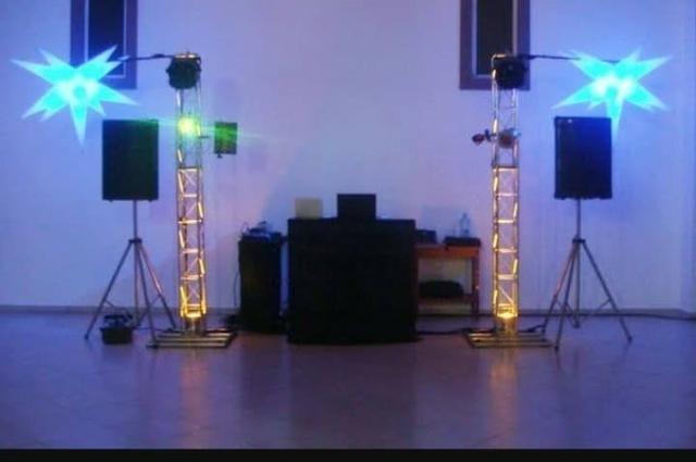 Som, iluminação e DJ - Foto 4