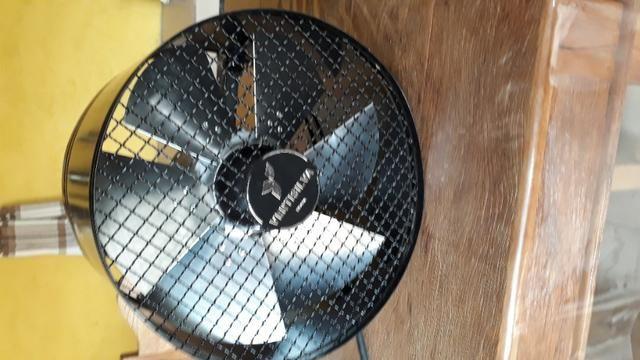 Exaustor ventisilva novo na caixa sem uso
