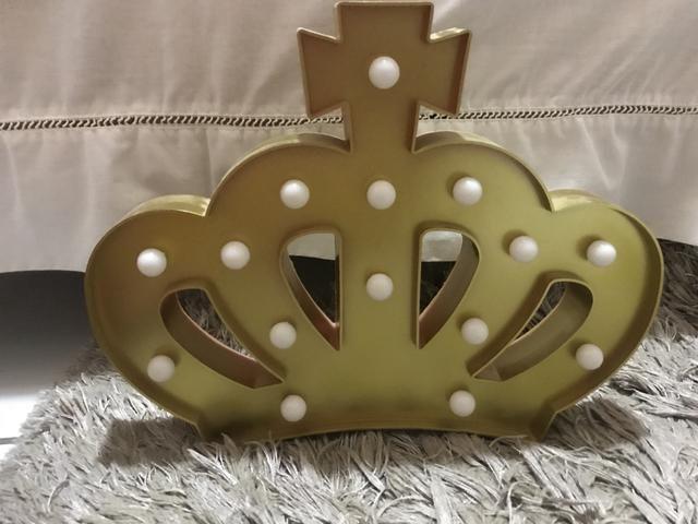 Luminária de Coroa - Foto 3