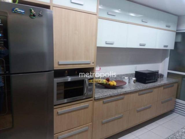 Apartamento à venda, 96 m² por R$ 655.000,00 - Santa Paula - São Caetano do Sul/SP - Foto 3