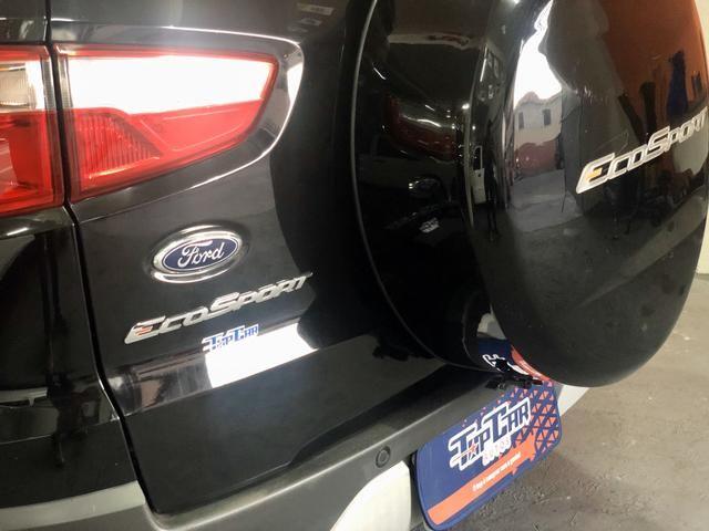 Ford Ecosport 1.6 freestyle - 2013 - Único dono - oportunidade (troco e financio) - Foto 3