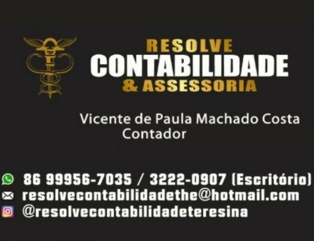 Contabilidade Piauí Contador MEI Declaração Imposto de Renda