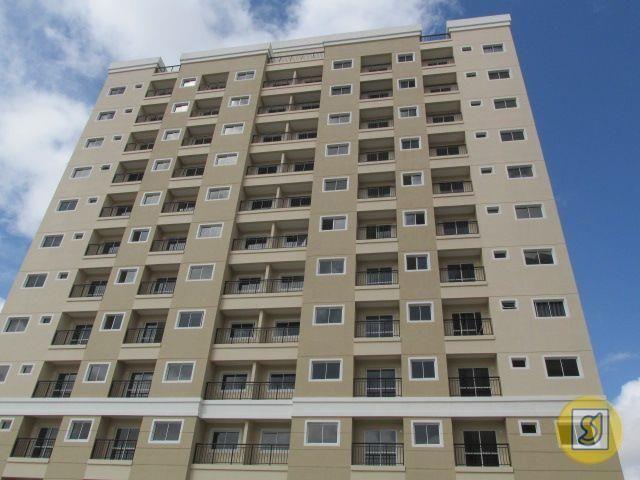Apartamento para alugar com 2 dormitórios em Joquei clube, Fortaleza cod:43697 - Foto 2