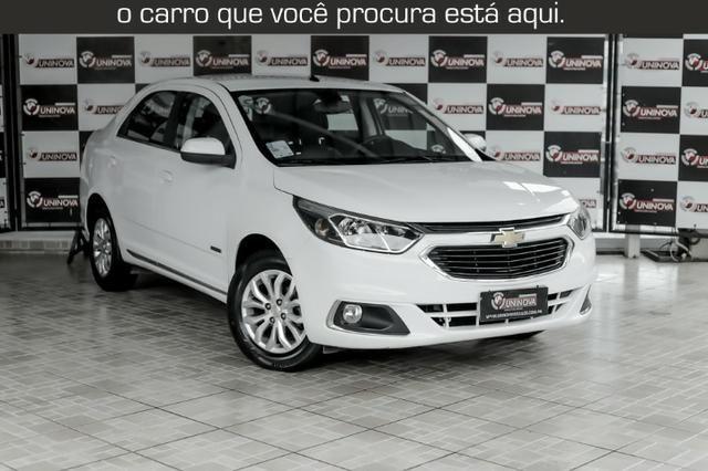 Chevrolet Cobalt 1.8 Elite Automático ( Com 18.000 Km )