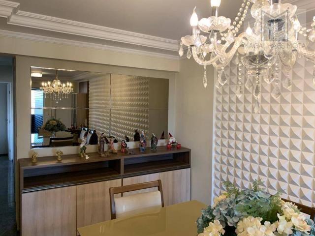 Apartamento com 3 dormitórios à venda, 127 m² por R$ 570.000 - Aldeota - Fortaleza/CE - Foto 9