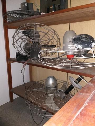 Ventilador antigo