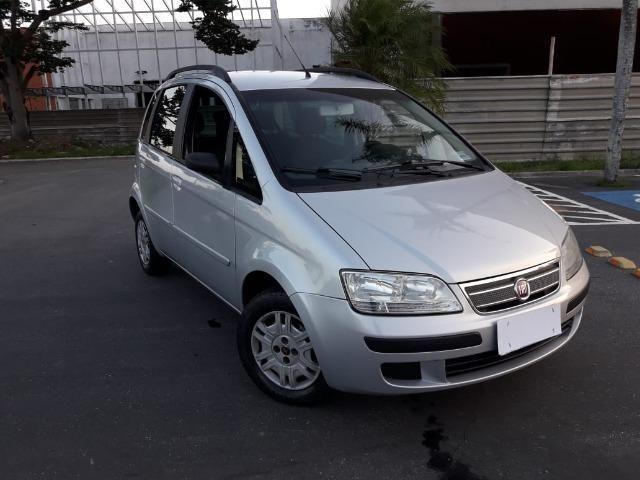 Fiat Idea ELX 1.4 Completo 2008