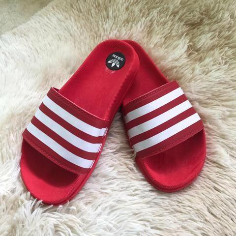 Chinelos/sandálias/slide / confort nike adidas - Foto 3