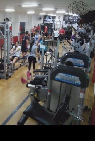 Flexora Sentada Cyber Gym