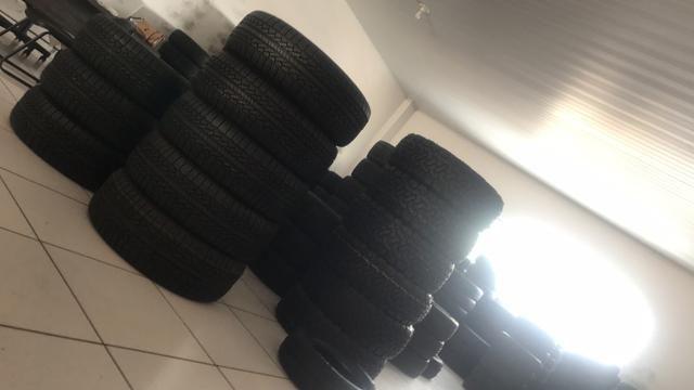 Menor preço justo remold grid pneus