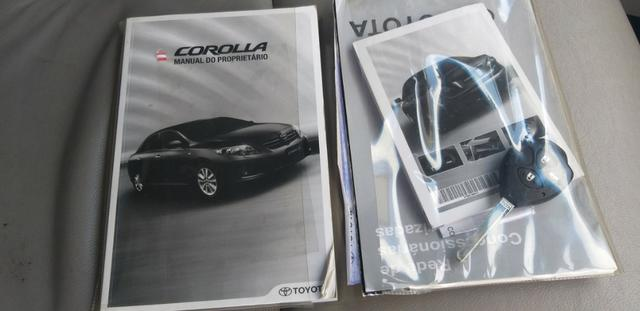 Corolla 2010 - Foto 4