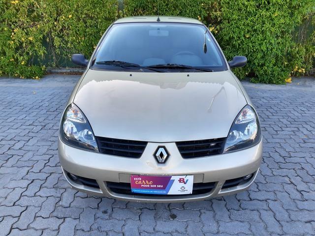 Renault clio 2011 apenas km 84.000 originais !! - Foto 2