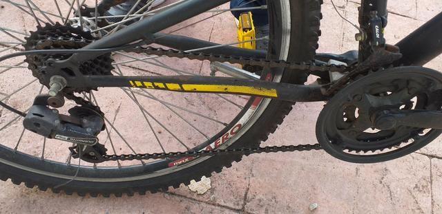 Bicicleta caloi aro 26 (PRA VENDER HOJE) - Foto 5