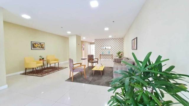 (MRA) Apartamento a Venda 86m², 3 Quartos no Bairro de Fátima, 2 Vagas, Piscina