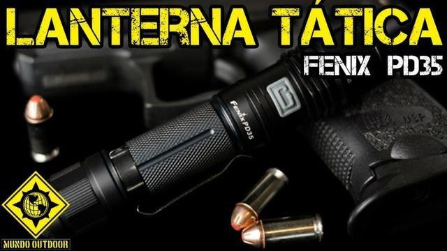 Lanterna tática militar x900 - Foto 2