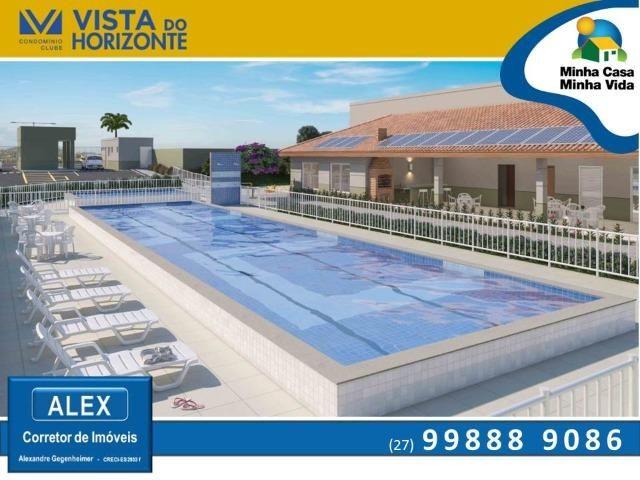 ALX - 74 - More em Jardim Limoeiro - Apartamento 2 Quartos - Foto 2