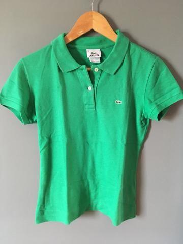 Camiseta Camisa Polo Lacoste Verde - Roupas e calçados - Jardim das ... b5931e9129
