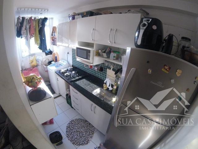 Apartamento 2 quartos em condomínio fechado, Lazer completo - Foto 7