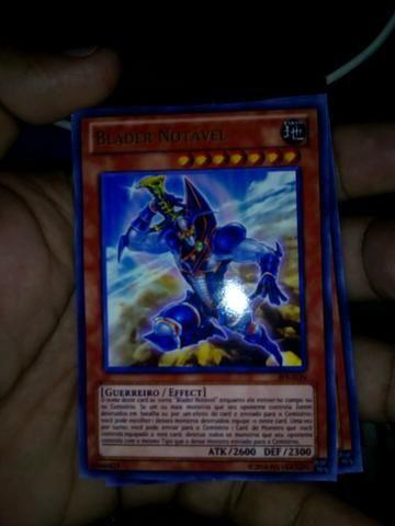 3bef5bb042f Replicas perfeitas de cartas Yu-Gi-Oh - Videogames - Agulha