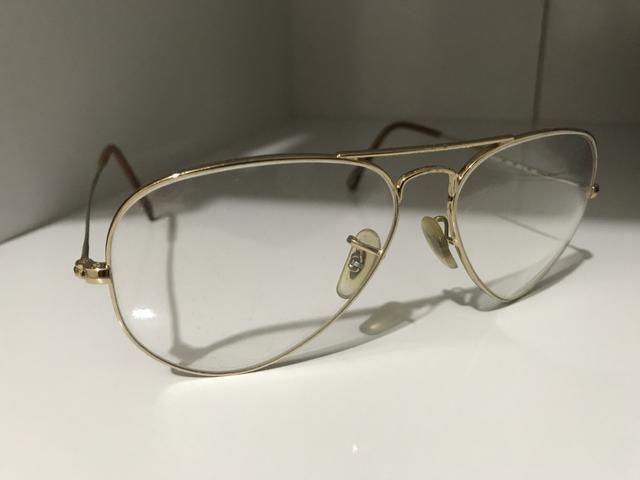 Óculos Ray Ban armação aviador - Bijouterias, relógios e acessórios ... e51913946c