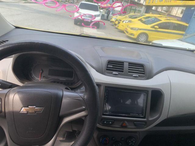 Spin 1.8 ex taxi completa+gnv, aprovação imediata, sem comprovação de renda!!! - Foto 3