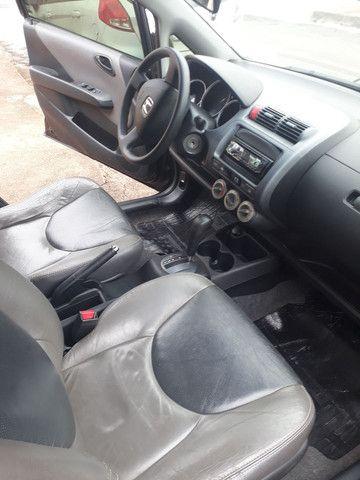 Vende-se Honda Fit 2007 automático.  - Foto 3