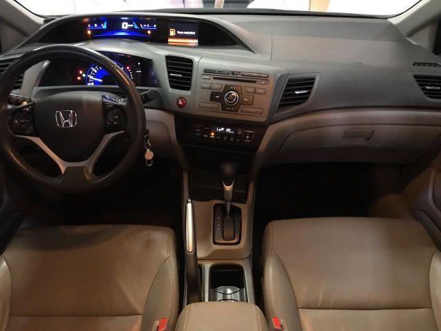 Civic Sedan LXR 2.0 Flexone 16V Aut. 4p - Foto 8