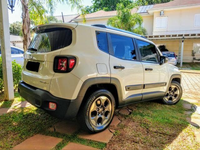 Jeep Renegade automático DOCS PAGOS 2020 - Foto 6